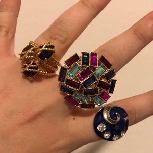 Jewelry - Fashion ring bundle